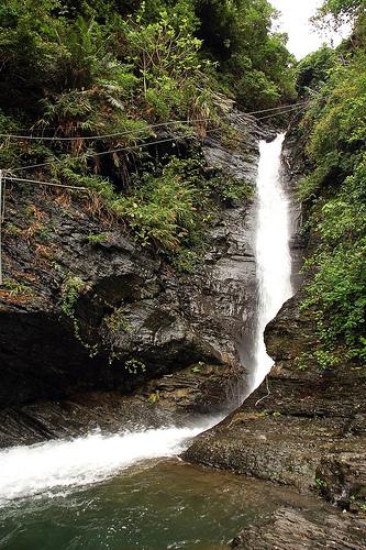 涼山瀑布,屏東,涼山