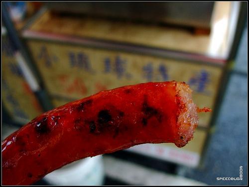 小琉球美食,小琉球,阿對麵店,鄭繼香腸,小琉球香腸