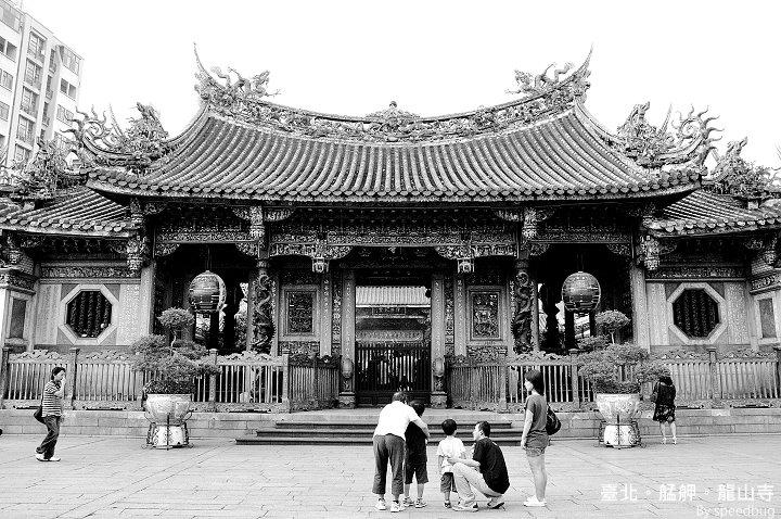 龍山寺,台北龍山寺,寺廟