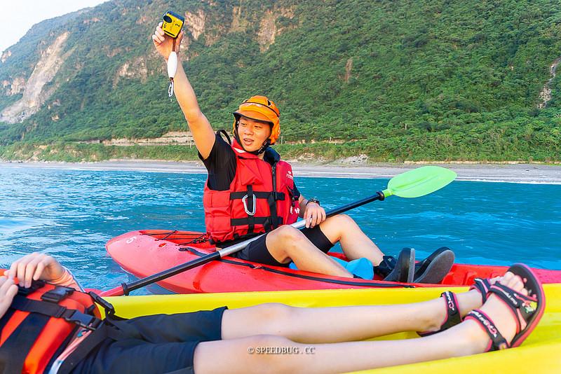獨木舟,花蓮,花蓮旅遊,清水斷崖獨木舟,海上獨木舟,花蓮清水斷崖獨木舟,船說,船說獨木舟,海上日出