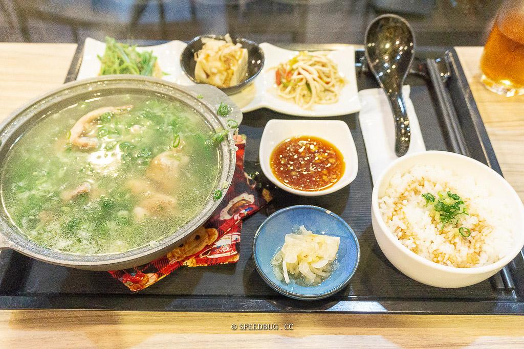 靖品食軒,雞湯,雞湯鍋,蔥雞湯,剝皮辣椒雞,忠孝市場,國民市場