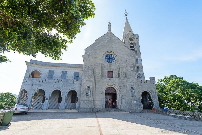 澳門,主教山,西望洋聖堂,西望洋山,澳門旅遊,澳門塔,主教山小堂