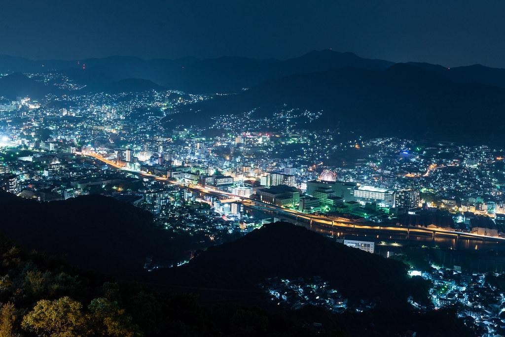 今日熱門文章:九州.長崎|世界新三大夜景.稻佐山觀景台