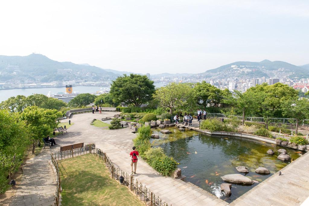日本JAPAN,蝴蝶夫人故居,長崎NAGASAKI,長崎蝴蝶夫人 @小蟲記事簿