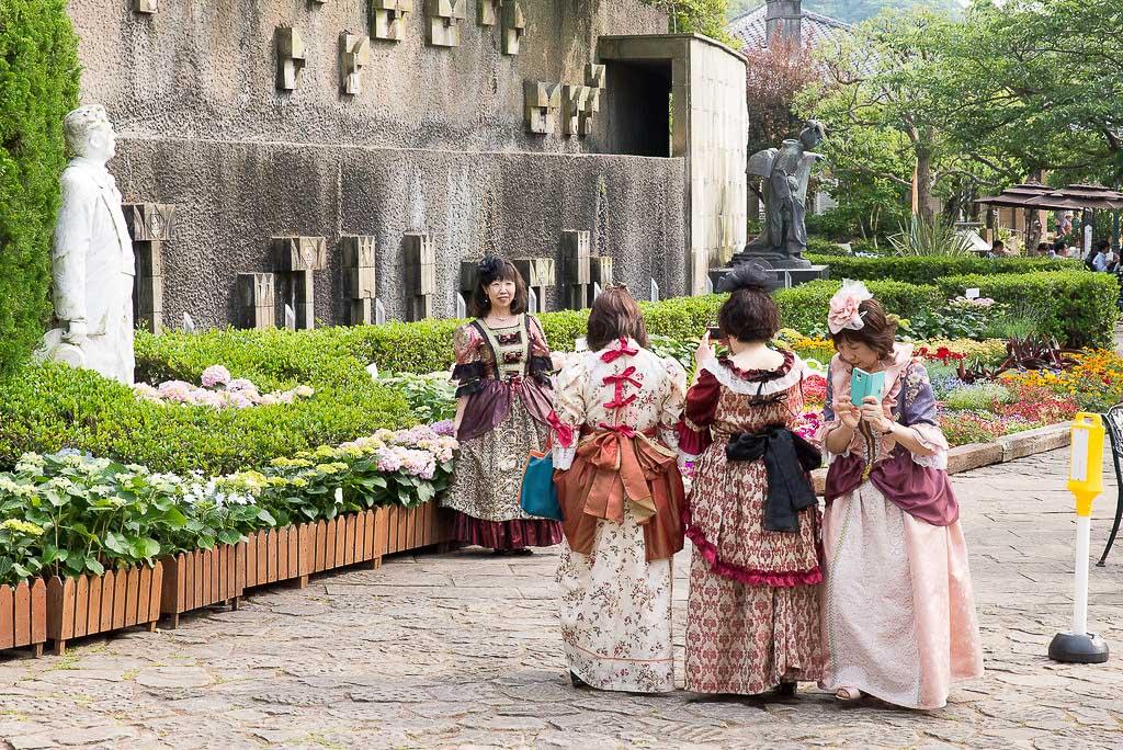 日本JAPAN,蝴蝶夫人故居,長崎NAGASAKI,長崎蝴蝶夫人