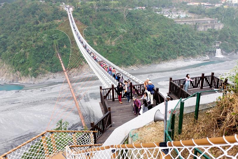 山川琉璃吊橋,吊橋,琉璃吊橋,三地門,屏東,屏東三地門景點,三地門吊橋