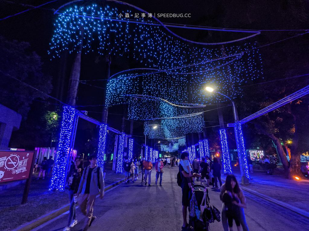 屏東聖誕節,屏東聖誕,屏東公園,聖誕燈飾,聖誕燈會,2020屏東聖誕