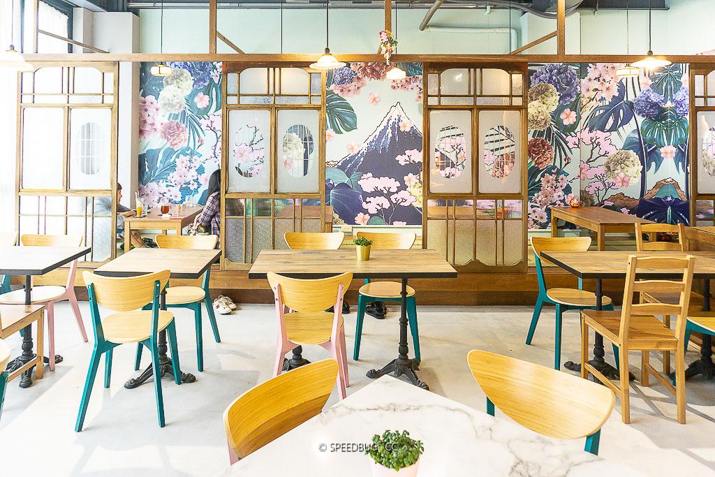 【高雄鼓山】找是吉和食珈琲.日式和風質感空間咖啡店.高雄美術館周邊.鼓山青海路咖啡店美食