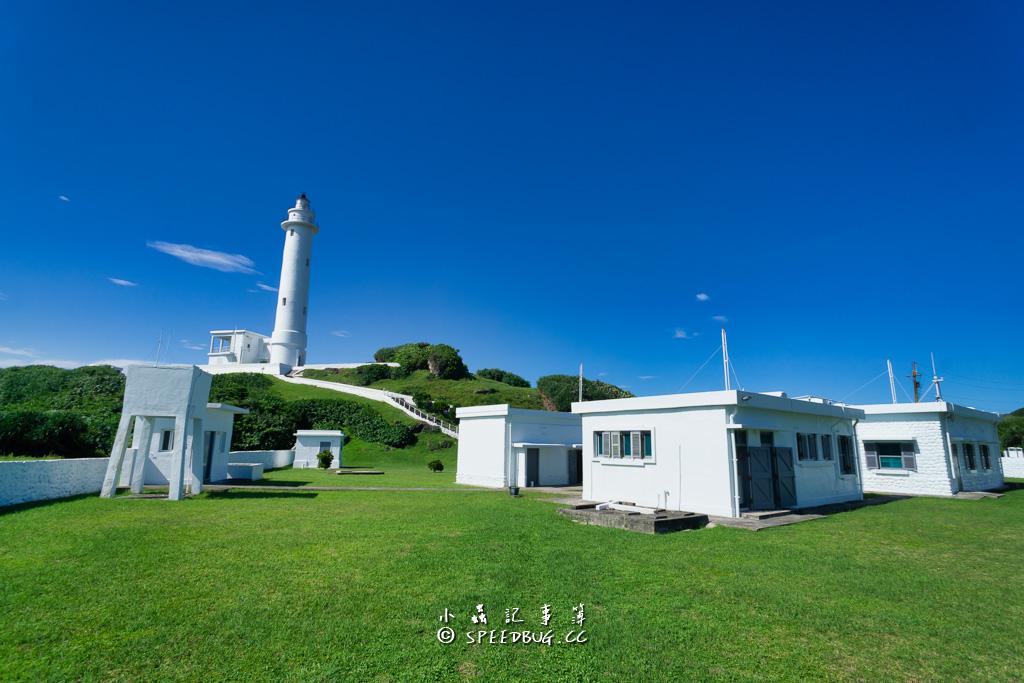 最新推播訊息:綠島燈塔.蔚藍天空下的純白燈塔