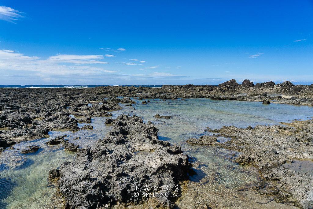 綠島烏油窟潮間帶