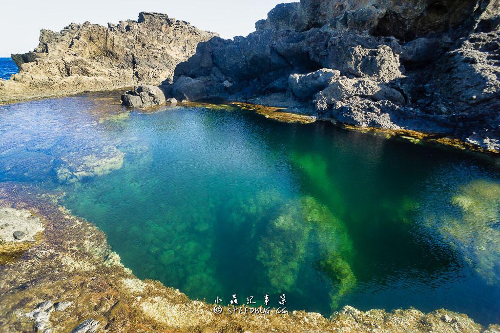 綠島柚子湖翠湖