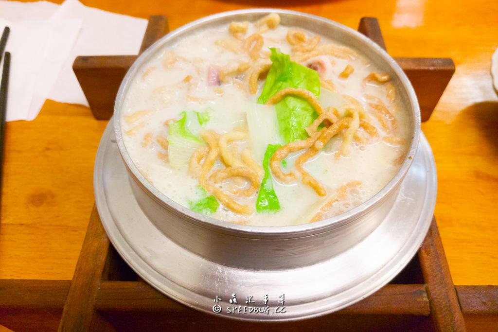 南華中日複合料理 豆漿海鮮鍋燒