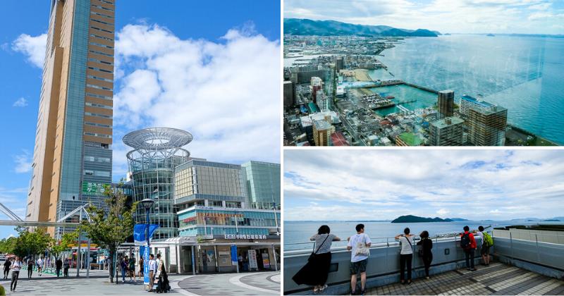 今日熱門文章:香川高松|JR 高松駅與 Symbol Tower 地標塔.無料登高眺望瀨戶內海美景