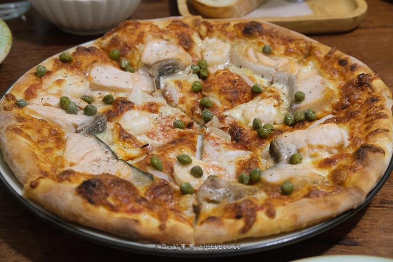 游李家,岡山手工披薩,高雄手工披薩,高雄披薩專賣店,高雄美食,披薩,手工披薩